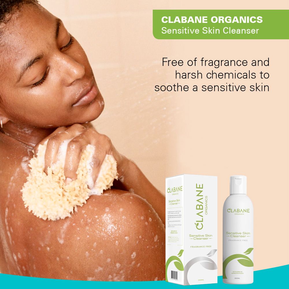 Clabane Organics Sensitive Skin Cleanser